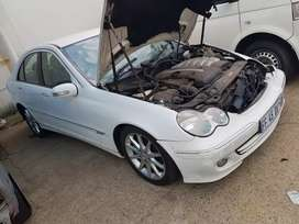 Mercedes Benz  stripping for spares