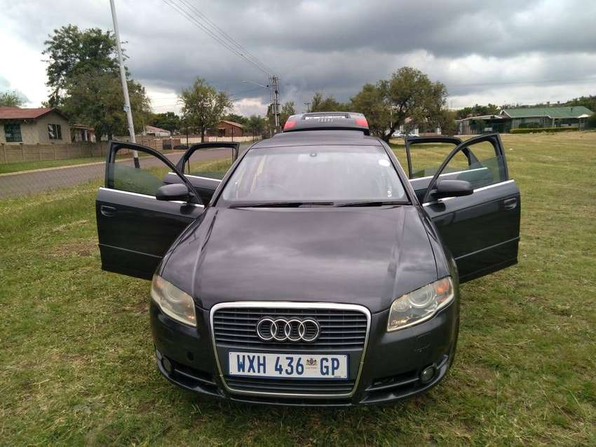 Audi A4 in good condition 0