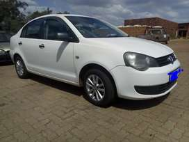 Selling my Polo vivo 1.6  with 2 keys in very good condition serviced