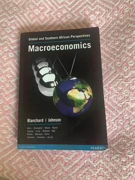 Macroeconomics textbook | Global and Southern African Perspectives