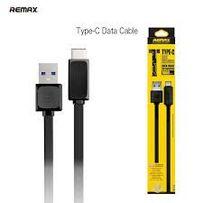 Кабель USB/Type-C Remax Black