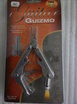 NOWY zestaw narzędzi do gitary (do naprawy, regulacji) CANTO